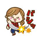 【日常&ツッコミ♥♥】ゆるカジ女子(個別スタンプ:31)