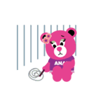 ANAPベアー(個別スタンプ:09)
