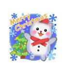 雪だるまネコさん 2(個別スタンプ:33)