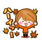 おとなカノジョ2★実用的!大人可愛い秋冬(個別スタンプ:11)