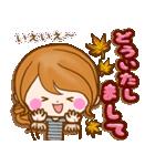おとなカノジョ2★実用的!大人可愛い秋冬(個別スタンプ:33)