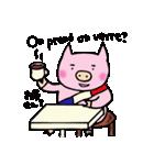 フレンチトンちゃん(個別スタンプ:04)