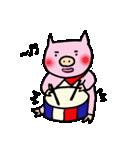 フレンチトンちゃん(個別スタンプ:14)