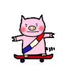 フレンチトンちゃん(個別スタンプ:15)