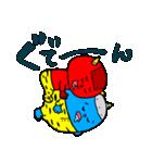 テキトー過ぎる赤鬼くん 2 by マメズ(個別スタンプ:25)