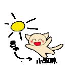 小笠原さんとみんなのスタンプ(個別スタンプ:17)