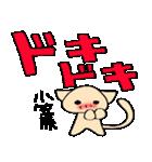 小笠原さんとみんなのスタンプ(個別スタンプ:35)