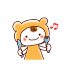 ☆ほんわか系スタンプ☆(個別スタンプ:39)