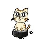 家族に優しいゆかいな猫メイちゃん2(個別スタンプ:2)
