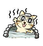 家族に優しいゆかいな猫メイちゃん2(個別スタンプ:11)