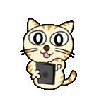 家族に優しいゆかいな猫メイちゃん2(個別スタンプ:21)