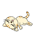 家族に優しいゆかいな猫メイちゃん2(個別スタンプ:32)