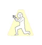 動く!RAKUGAKI人 2(個別スタンプ:16)