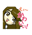 ☆天真爛漫なるちゃんまん☆(個別スタンプ:09)