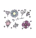 ガーリーアイコン (in Japanese)(個別スタンプ:09)