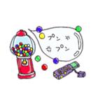 ガーリーアイコン (in Japanese)(個別スタンプ:18)