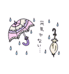 ガーリーアイコン (in Japanese)(個別スタンプ:28)