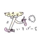 ガーリーアイコン (in Japanese)(個別スタンプ:32)