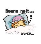 お気楽フランス語生活♪(個別スタンプ:05)