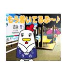 名鉄三河線でGO!(個別スタンプ:27)