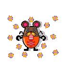 FUNNY FRIENDS (BEAR)(個別スタンプ:01)