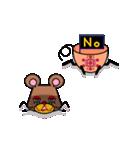 FUNNY FRIENDS (BEAR)(個別スタンプ:14)