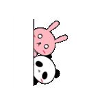 伝えるウサギ伝わるパンダ(個別スタンプ:36)