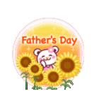 父の日・母の日に贈りたいコトバ(個別スタンプ:02)