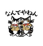 猫のダヤン メッセージスタンプ(個別スタンプ:09)