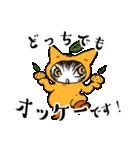 猫のダヤン メッセージスタンプ(個別スタンプ:13)