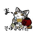 猫のダヤン メッセージスタンプ(個別スタンプ:39)