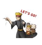 帰った三蔵法師(個別スタンプ:03)