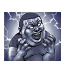 肉男爵デブロック 2(個別スタンプ:35)