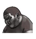 肉男爵デブロック 2(個別スタンプ:38)
