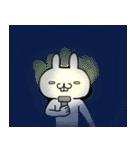 ★★荒ぶる敬語ウサギ!!!!★★(個別スタンプ:40)
