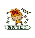 レッツゴー!あいこちゃん8(個別スタンプ:22)