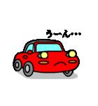 スポーツカーフレンズ3(個別スタンプ:02)