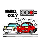 スポーツカーフレンズ3(個別スタンプ:05)