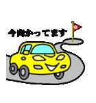 スポーツカーフレンズ3(個別スタンプ:06)