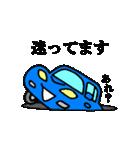 スポーツカーフレンズ3(個別スタンプ:07)