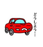 スポーツカーフレンズ3(個別スタンプ:12)