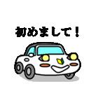 スポーツカーフレンズ3(個別スタンプ:25)