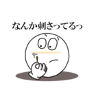 Face and Hand 使える日常1(個別スタンプ:35)
