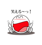 Face and Hand 使える日常1(個別スタンプ:37)