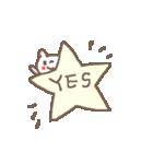 <英語>雑貨風付箋くまさん pop cute bear(個別スタンプ:08)
