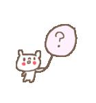 <英語>雑貨風付箋くまさん pop cute bear(個別スタンプ:13)