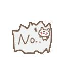 <英語>雑貨風付箋くまさん pop cute bear(個別スタンプ:17)