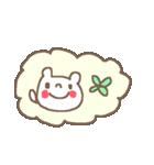 <英語>雑貨風付箋くまさん pop cute bear(個別スタンプ:25)