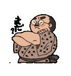 丸刈りちょび髭ミドル(個別スタンプ:05)