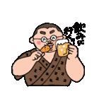 丸刈りちょび髭ミドル(個別スタンプ:40)